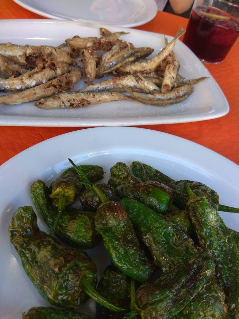 バレンシア レストラン
